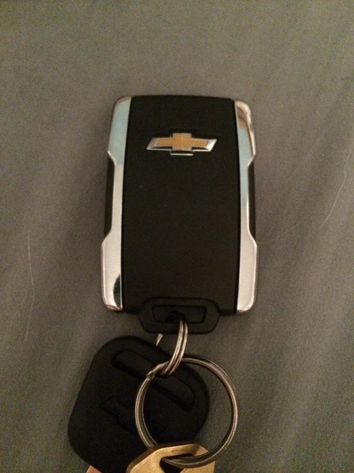 Chevy Keys